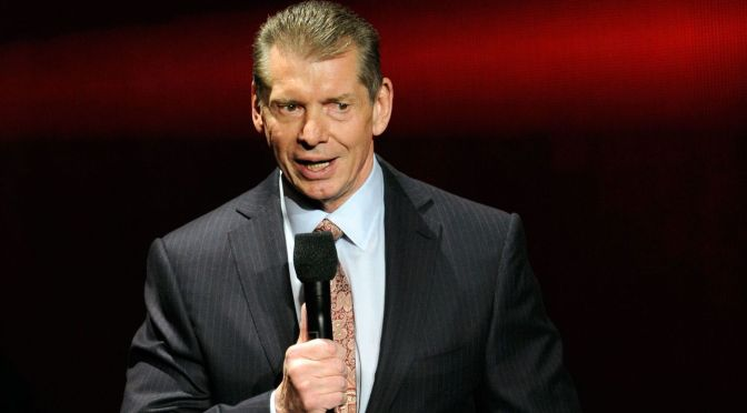Historic week for McMahon and WWE