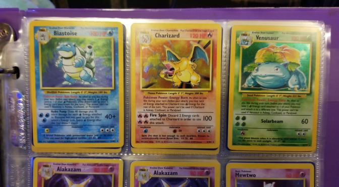 Pokemon TCG: How I got back into collecting
